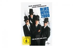 """DVD von der actiongeladenen Komödie """"Blues Brothers 2000"""" zu gewinnen"""