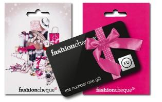 Zu gewinnen: Geschenkkarten von fashioncheque mit einem Guthaben von je 50 Franken