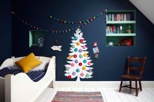 Zauberhafte Weihnachtsdekoration