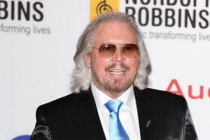 Barry Gibb für Glastonbury
