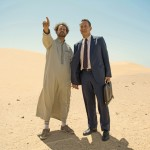 "Oscar-Preisträger Tom Hanks in der Hauptrolle vom Bestseller ""A Hologram for the King"""