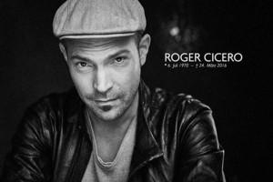 Roger Cicero vollkommen unerwartet verstorben