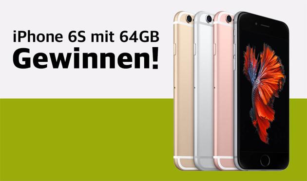 iphone zu gewinnen