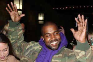 Kanye West beehrt die Welt