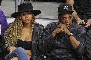 Beyoncé und Jay Z trällern Gerüchte weg