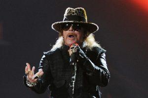 'AC/DC': Axl Rose will nicht mehr aufhören