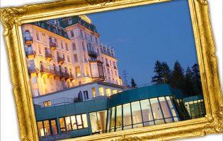 Relax-Weekend im Grand Hotel Kronenhof in Pontresina für 2'000 Franken zu gewinnen