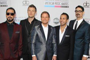 'Backstreet Boys' kündigen Comeback mit neuer Platte an.