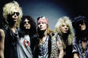 Guns N' Roses: «Not in this Lifetime»