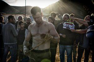 Matt Damon drehte Bourne 5 in Santa Cruz