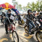 Red Bull Alpenbrevet: 1000 Töfflis fahren durchs Tessin