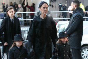 Celine Dions Fans trauerten mit