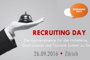 Recruiting Day Zürich 26.09.2016