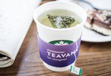 Teavana Tees bei Starbucks