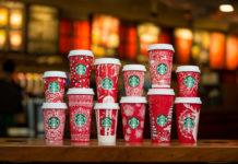 Red Cups von Starbucks