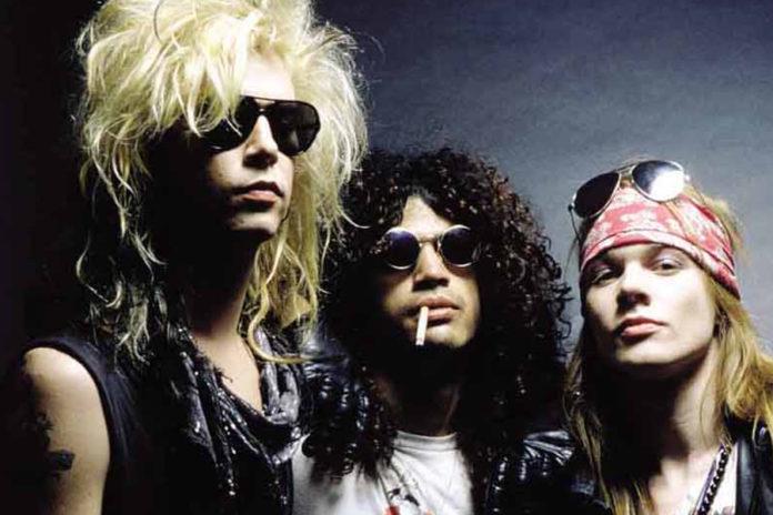 Guns N' Roses: Kommen in Originalbesetzung nach Zürich