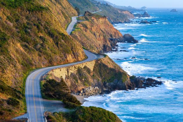 Pacific Coast Highway: Ein Muss auf jeder USA-Reise