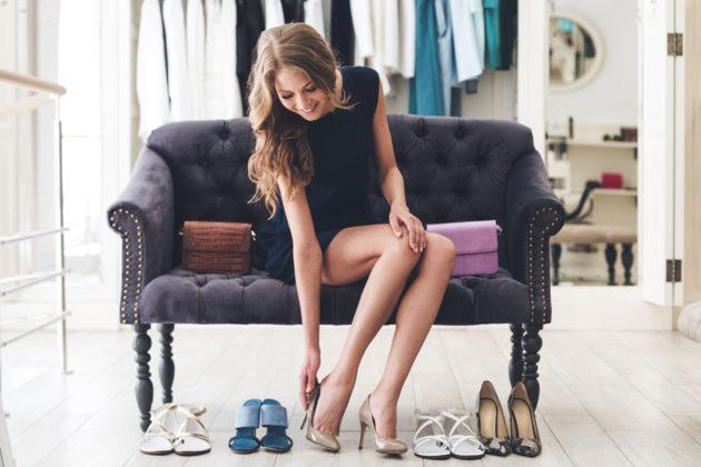 Die neuen Schuhtrends - Ballerinas, Flip Flops, Sandaletten und Co.