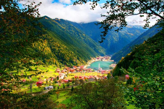 Auf Entdeckungsreise durch die Schwarzmeerregion der Türkei