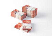 Hol dir Farbe in dein Portemonnaie und gewinne die neue 20-Franken-Note