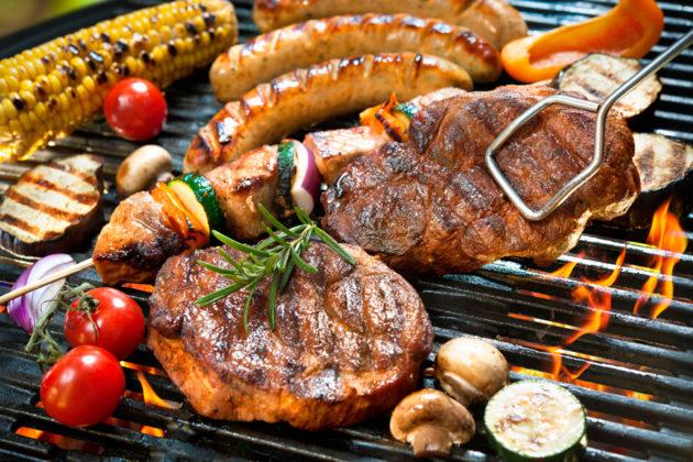 Ob vegan, vegetarisch oder kreativ – Grillen kann einfach jeder!