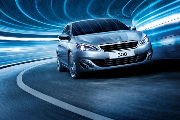 "Peugeot 308 mit 0% Leasing und CHF 5'500 ""Good Buy-Prämie"""