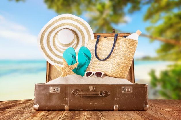 Kofferpacken leicht gemacht: Modisch gerüstet für jeden Urlaubstrip