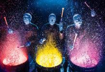"""Tickets für die """"Blue Man Group"""" in Zürich zu gewinnen"""