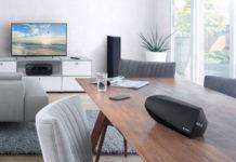 Heimkino-Sound mit HEOS-fähigen Denon AV-Receivern