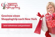 Gewinne einen Shoppingtrip nach New York im Wert von 2'000 Franken