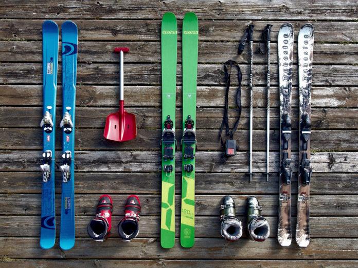 Das richtige Zubehör ist für jeden Wintersportler entscheidend