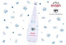 Gewinne die evian Limited Edition designt von Chiara Ferragni
