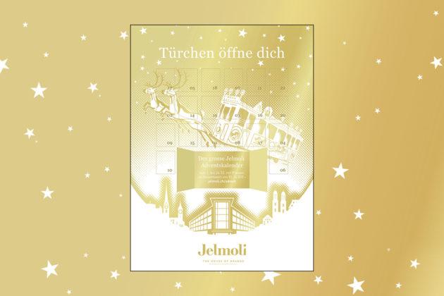 Jelmoli Adventskalender: Preise von Top-Marken im Wert von über 14'000 Franken