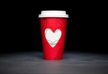 Die Starbucks Red Cups sind da!