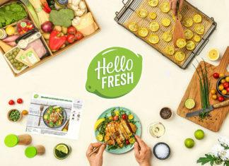 Gewinne eine HelloFresh Kochbox mit leckeren Rezepten