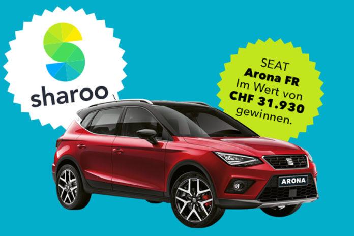 Gewinne ein SEAT Arona FR im Wert von 31'930 Franken