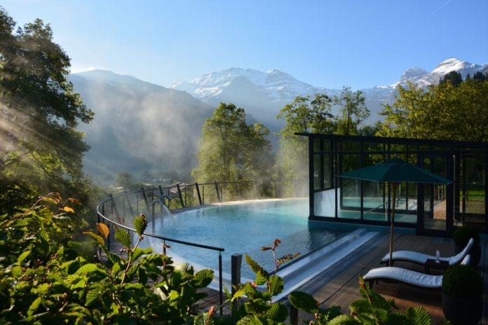Gewinne ein Wellness-Wochenende im 5-Sterne-Hotel Lenkerhof im Simmental