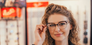 Auf der Suche nach der richtigen Brille