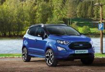 Der neue Ford EcoSport: Gebaut für den Grossstadt-Dschungel