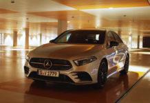 Neue A-Klasse Limousine: Kompakter Einstieg in die Premium-Limousinen-Welt von Mercedes-Benz
