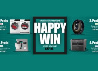 Gewinne einen AEG Waschturm im Wert von 1'399 Franken