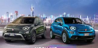 Der neue Fiat 500X: Jetzt mit 0% Leasing und ohne Anzahlung