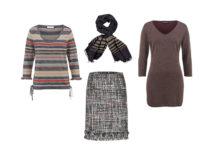 Glanzgarn verleiht das gewisse Etwas und macht aus Pullovern, Blazern oder Röcken wahre Hingucker.