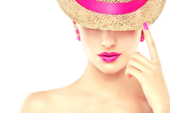 Dezentes Colour-Blocking: So klappt das farbenfrohe Make-up