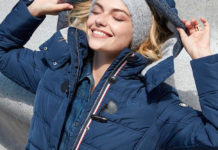 Perfekt gekleidet für den Winter: Die Daunenjacke