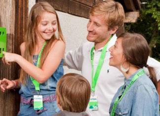 Gewinne ein Foxtrail-Erlebnis für die ganze Familie
