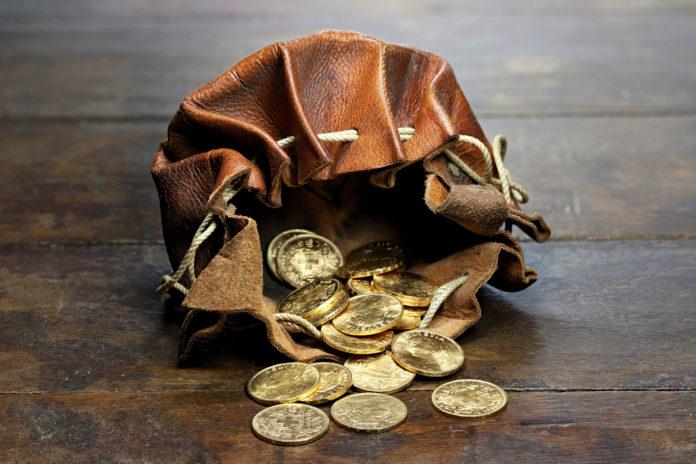 Gewinne einen Goldbarren oder ein Goldvreneli
