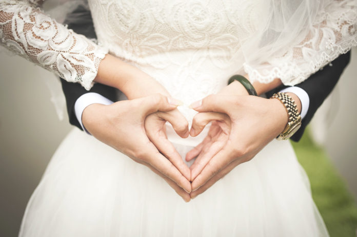 Diese Hochzeitstrends stehen 2019 hoch im Kurs