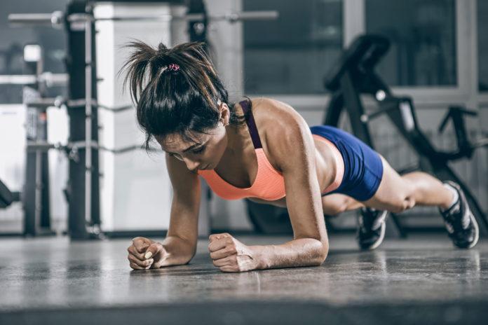 Planking: So viel bringt der Unterarmstütz