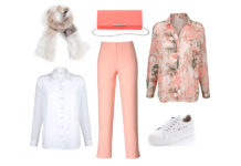 Mode in Koralle von Cornelia